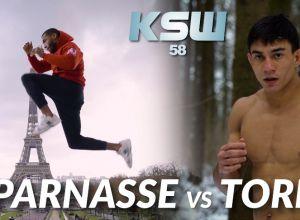 KSW 58 Parnasse vs Torres
