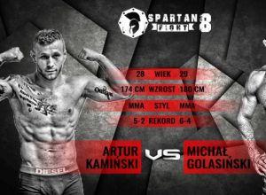 Spartan Fight 8