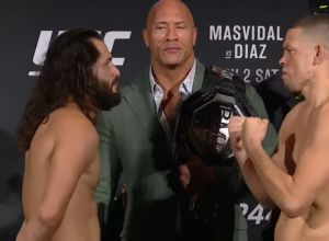 UFC 244 ważenie