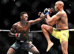 Anderson Silva vs Israel Adesanya, UFC 234