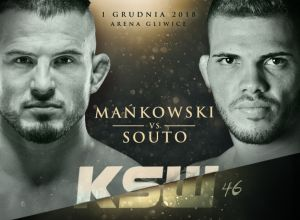KSW 46 Mańkowski vs Souto