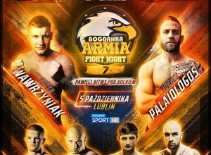 Armia Fight Night 7 Lublin
