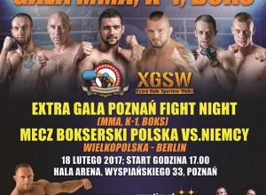 Extra Gala Poznań Fight Night
