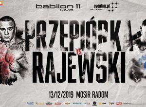 Babilon MMA 11 Przepiórka vs Rajewski