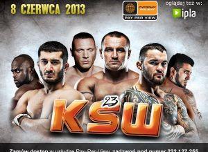 KSW 23