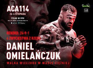 ACA 114 Daniel Omielańczuk