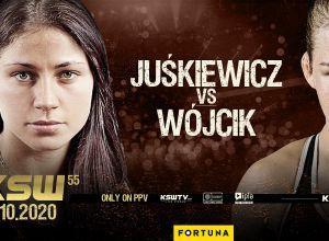 KSW 55 Juśkiewicz vs Wójcik