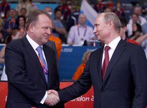 Władymir Putin Judo