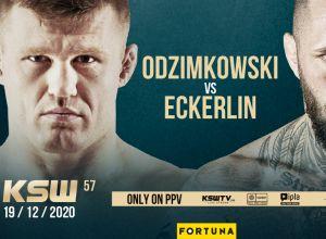 KSW 57 Odzimkowski vs Eckerlin