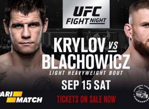UFC Fight Night 136 Hunt vs. Oliynyk