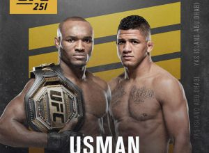 UFC 251 Usman vs Burns