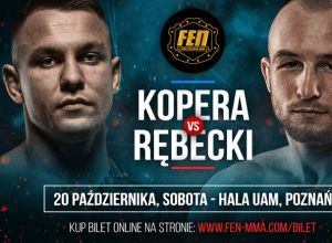 FEN 22 Kopera vs Rębecki
