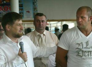 Kadyrow & Emelianenko