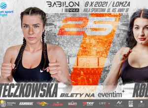 Babilon MMA 25 Steczkowska vs Rodzik