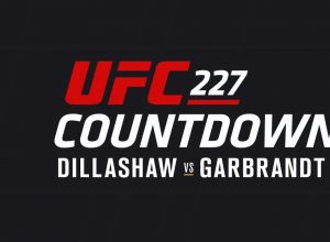 Countdown to UFC 227
