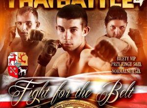 Thai Battle Muay Thai