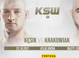 KSW 64 Kęsik vs Krakowiak
