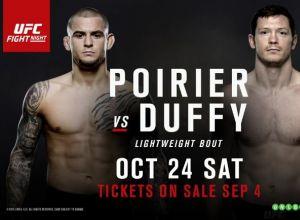 UFC Fight Night 76 Dublin
