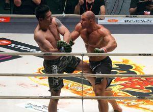 Kim Hoon vs Ivan Shtyrkov