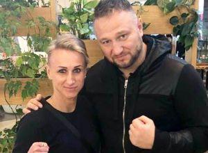 [fot. Facebook E. Pękalska] Ewelina Pękalska i Tomasz Babiloński
