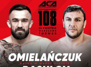 ACA 108 Omielańczuk vs Rasulov