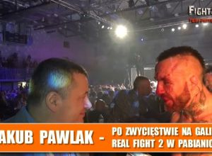 Real Fight 2 Jakub Pawlak