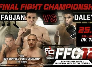 FFC 12 - Final Fight Championship 12