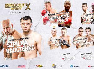 Knockout Boxing Night X