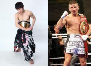 Rebel 28 Machida vs Makowski