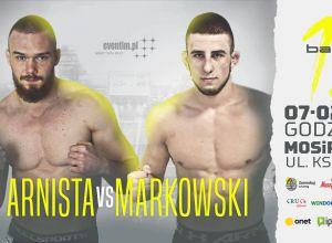 Babilon MMA 12 Markowski vs Arnista