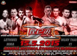 Kunlun Fight Slovakia