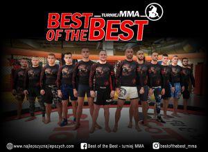 Best of the Best – Turniej MMA