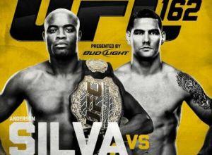 UFC 162 Silva vs Weidman
