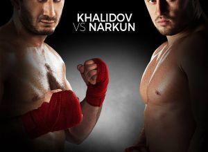 Mamed Kalidov vs Tomasz Narkun KSW 42