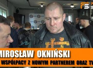 Mirosław Okniński o PLMMA