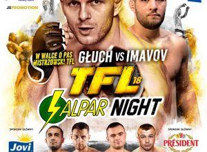 TFL 18 fight card