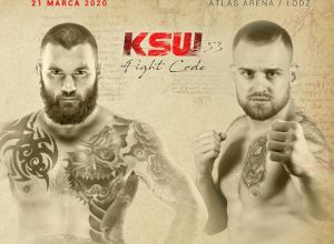 KSW 53 Michał Materla vs Kincl