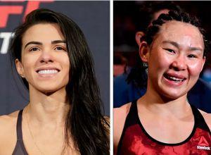 UFC Fight Night Las Vegas Claudia Gadelha vs Yan Xiaonan