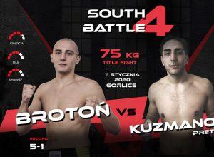 Brotoń vs Kuzmanovic Soth Battle 4