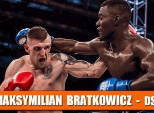 [fot. DSF Kickboxing Challenge] Maks Bratkowicz