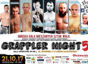 Grappler Night 5 Mińsk Mazowiecki