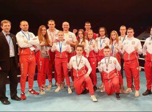 Polish Team Muaythai
