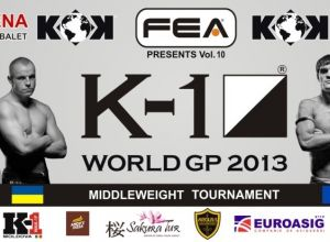 K-1 World GP 2013 In Moldova