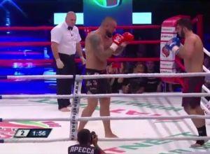Turpal Tokaev vs Dawid Zoltaszek