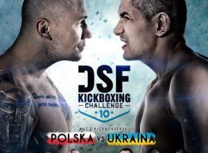 DSF Kickboxing Challenge 10