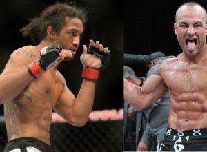 Benson Henderson vs Eddie Alvarez