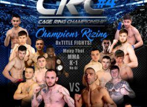 CRC 4 Champions Rizing
