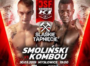 DSF 21 Smoliński vs Kombou