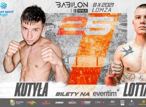 Babilon MMA 25 Kutyła vs Lotta