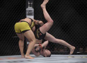UFC 237 Jessica Andrade vs Rose Namajunas